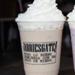 Mazapán latte